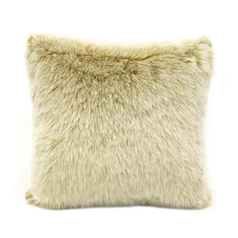 Pure Luxury Faux Fur Cushion
