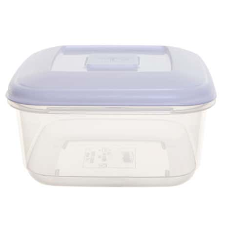 Whitefurze Square Food Storage Box