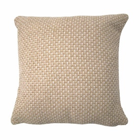 Tex Weave Cushion Cover Natural