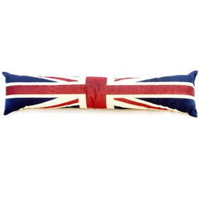 Vintage Union Jack Draught Excluder