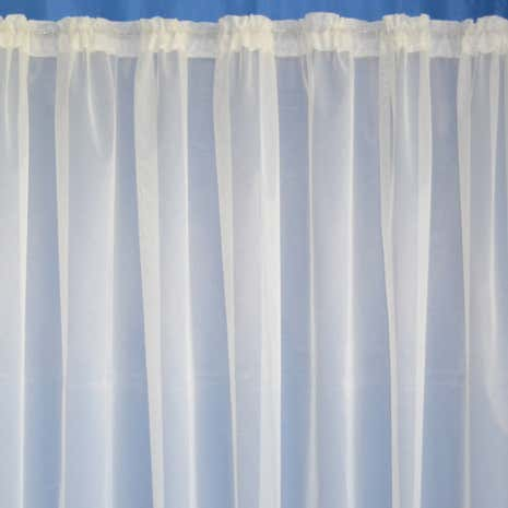 Plain Leaded Net Fabric