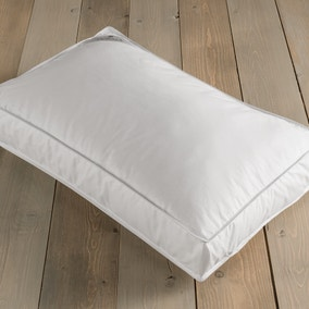 Dorma Down Like Firm-Support Walled Pillow