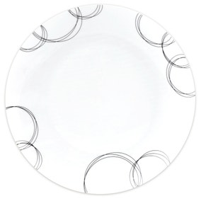 Ellipse Dinner Plate