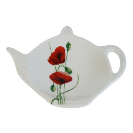 Poppy Tea Bag Tidy