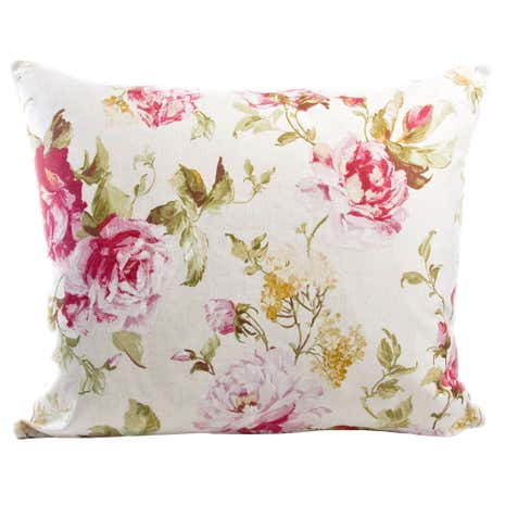 Camilla Raspberry Cushion