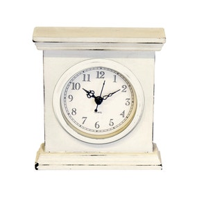 Classic Elegance Rectangle Clock