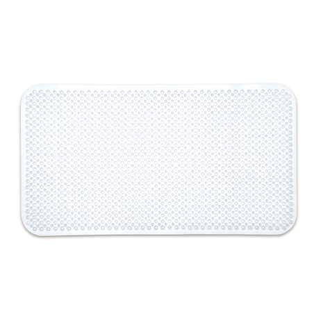 White Comfort Bath Mat