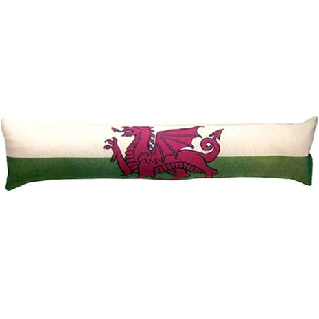 Vintage Welsh Draught Excluder