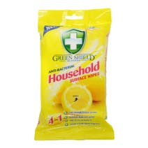 Greenshield Anti Bacterial Household Surface Wipes