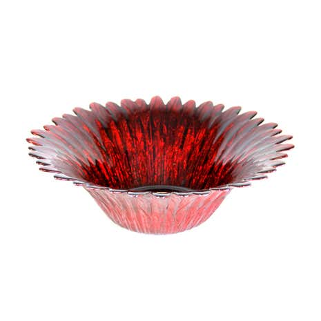 Ruby Classic Glass Bowl