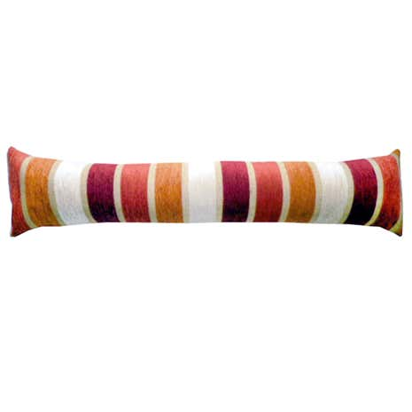 Veluto Stripe Draught Excluder