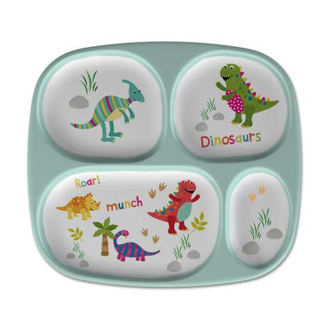 Dinosaur Lunch Tray