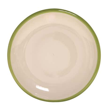 Modern Country Wide Rim Side Plate