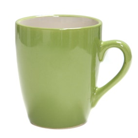 Modern Country Wide Rim Mug