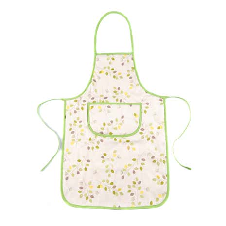 Modern Country Leaf Apron