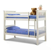 Kids White Windsor Bunk Bed