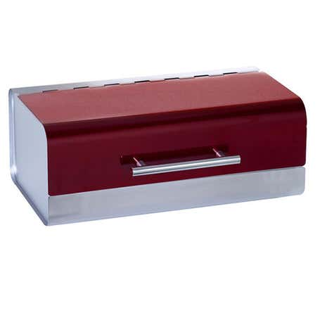 Red Spectrum Bread Bin