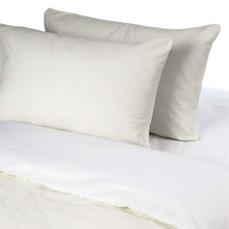 Luxury Non Iron 180 Thread Count Bedlinen Housewife Pillowcase