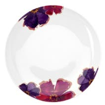 Mulberry Flower Dinner Plate