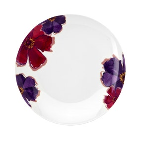 Mulberry Flower Side Plate