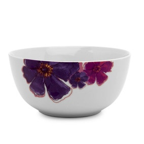 Mulberry Flower Bowl