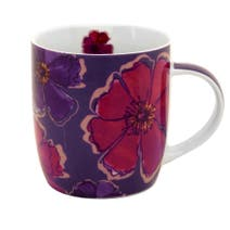 Mulberry Flower Mug
