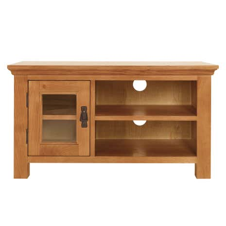 Dorchester Oak TV Stand