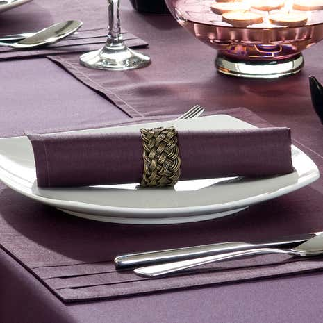 Purple Spectrum Pack of 4 Napkins