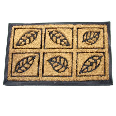 Leaves Doormat