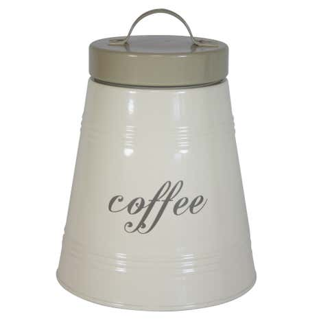 Farmhouse Coffee Storage Canister