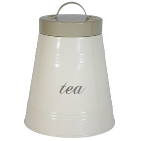Farmhouse Tea Storage Canister