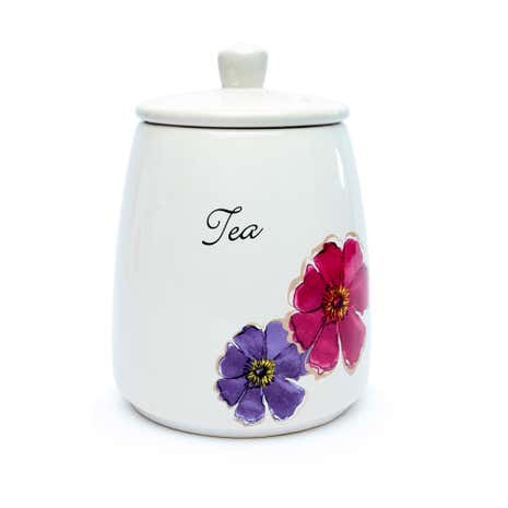 Mulberry Flower Tea Storage Jar