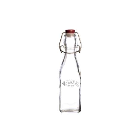 Kilner 250ml Clip Top Preserving Bottle