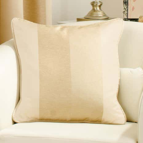 Monaco Antique Gold Cushion