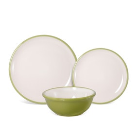 Modern Country 12 Piece Dinner Set