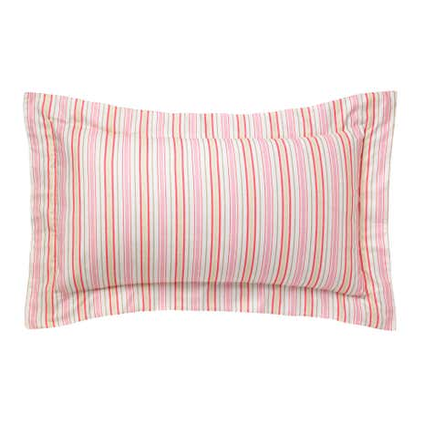 Pink Annabella Oxford Pillowcase