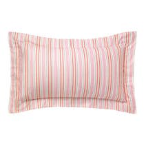 Annabella Pink Oxford Pillowcase