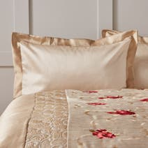 Juliet Red Oxford Pillowcase
