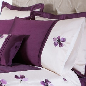 Louisa Plum Housewife Pillowcase