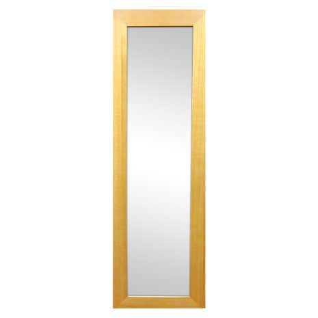 Long mirror for wall mirrorslong mirrors for walls uk for Long glass mirror