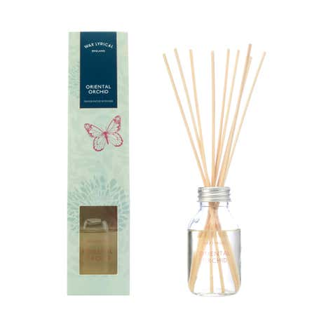 Wax Lyrical Oriental Orchid 100ml Reed Diffuser