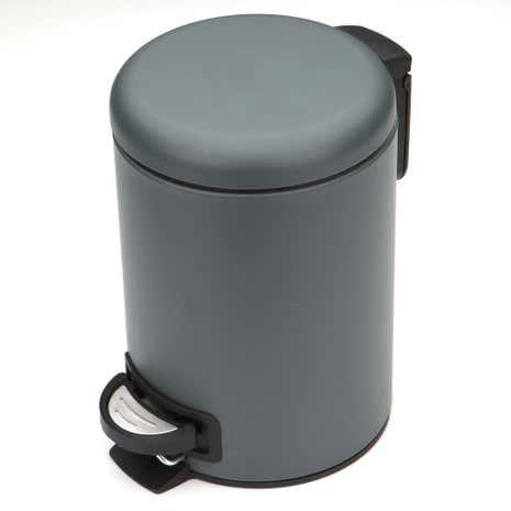 Small Bathroom Bins bathroom bins | small pedal bins | dunelm