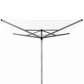 Brabantia 50 Metre 4 Arm Top Spinner Rotary Airer