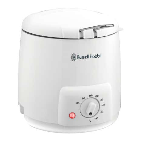 Russell Hobbs Food 18238 White Compact Deep Fryer