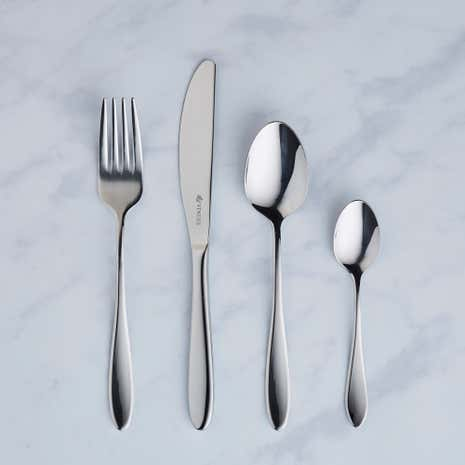 Viners Tabac 16 Piece Stainless Steel Cutlery Set Giftbox