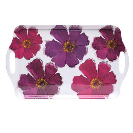 Mulberry Flower Tea Tray