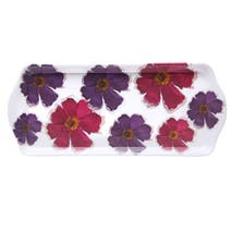 Mulberry Flower Sandwich Tray