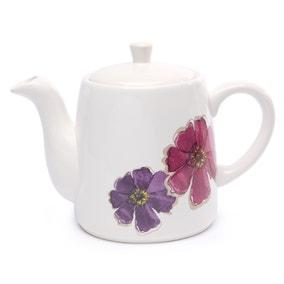 Mulberry Flower Teapot