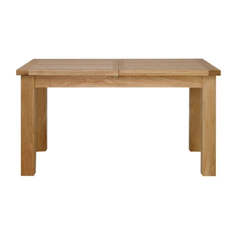 Shawbury Oak Extending Dining Table