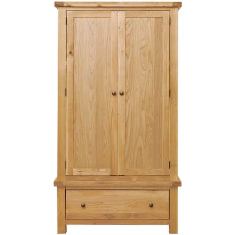 Harrogate Oak Wardrobe